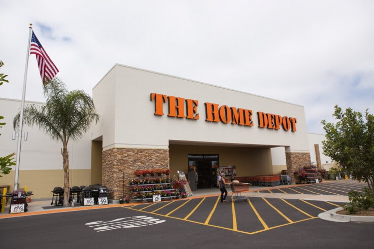 Home Depot - Retail Innovation