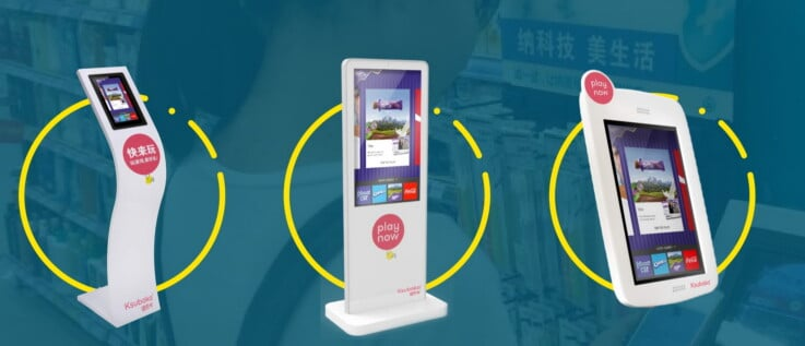Ksubaka - In-Store Retail Tech