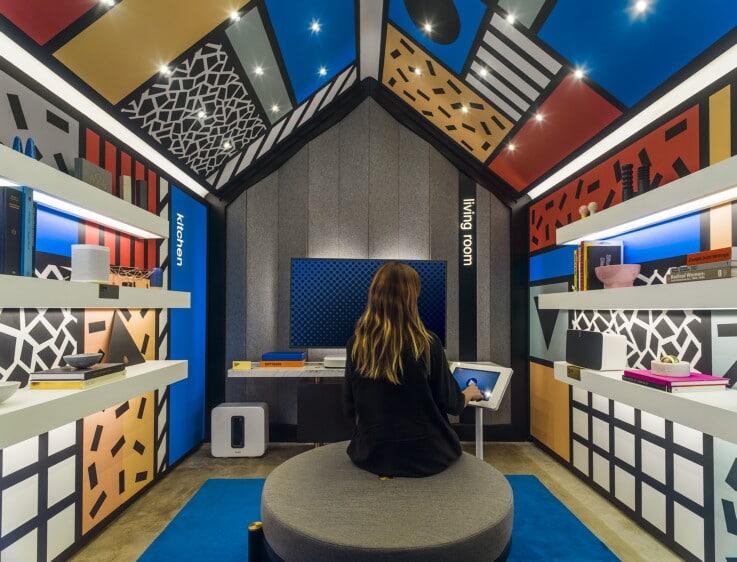 Sonos - Retail Store Design
