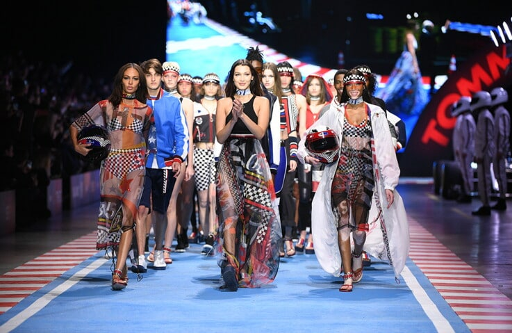 Tommy Hilfiger - Most Innovative Retailers