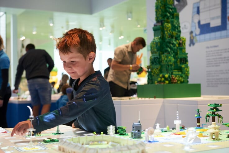 LEGO - Top Retail Innovations