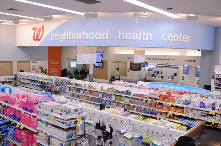 Walgreens - Retail Channels
