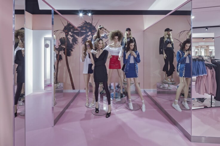 Missguided - Physical Retail Store