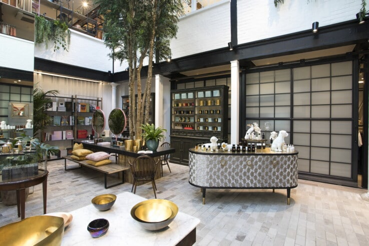 The Shop at Bluebird - Luxury Store Design