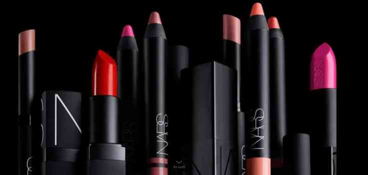 Shiseido NARS Lip Gallery travel retail