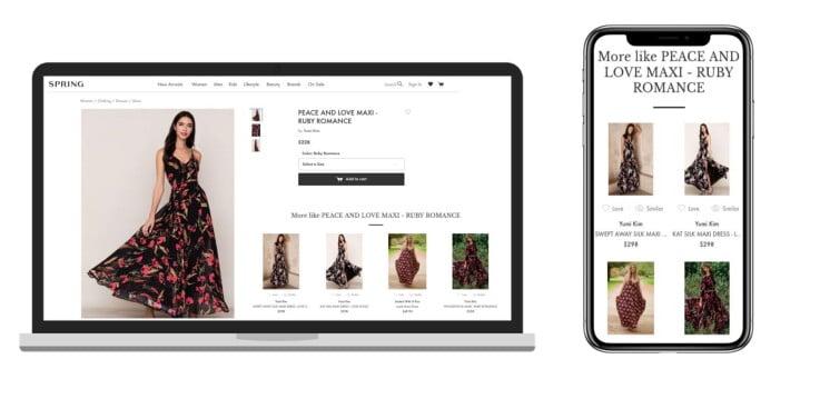 Fashwell - Visual Search Retail