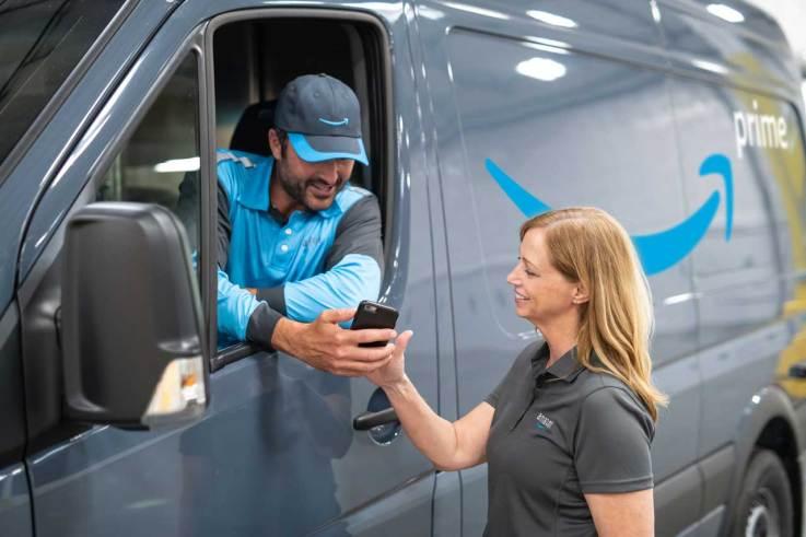 Amazon delivery Prime membership