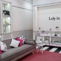 Sloane Sofa Asda Kidney Shaped By Vladimir Kagan Blog Insider Trends Inside The Visual Merchandising Perfection Of Loly In Sky