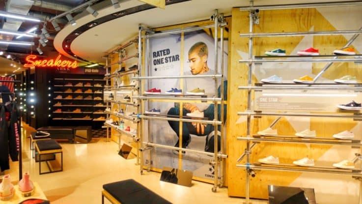 Citadium retail store design visual merchandising