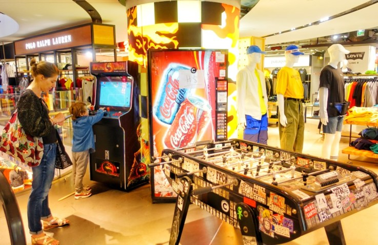 Citadium retail store experience