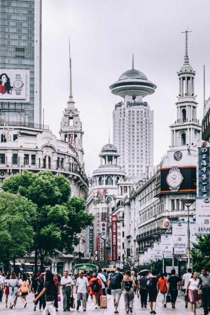 Trend Tour Shanghai - Retail Safari Shanghai