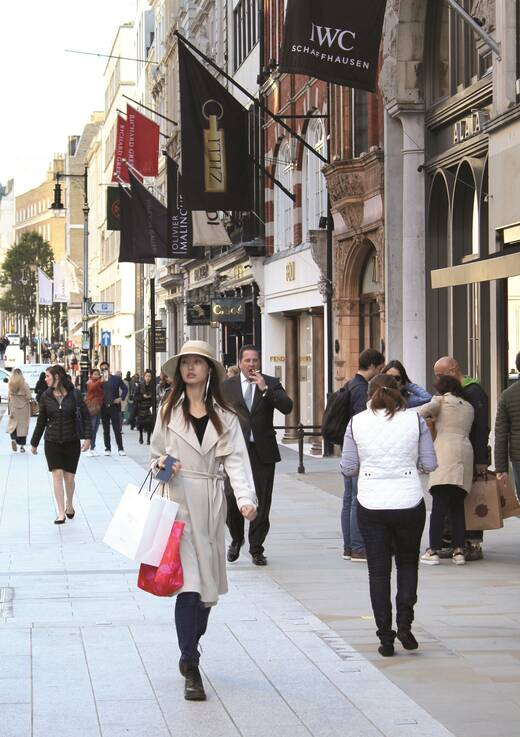 New West End Company - Retail Trends