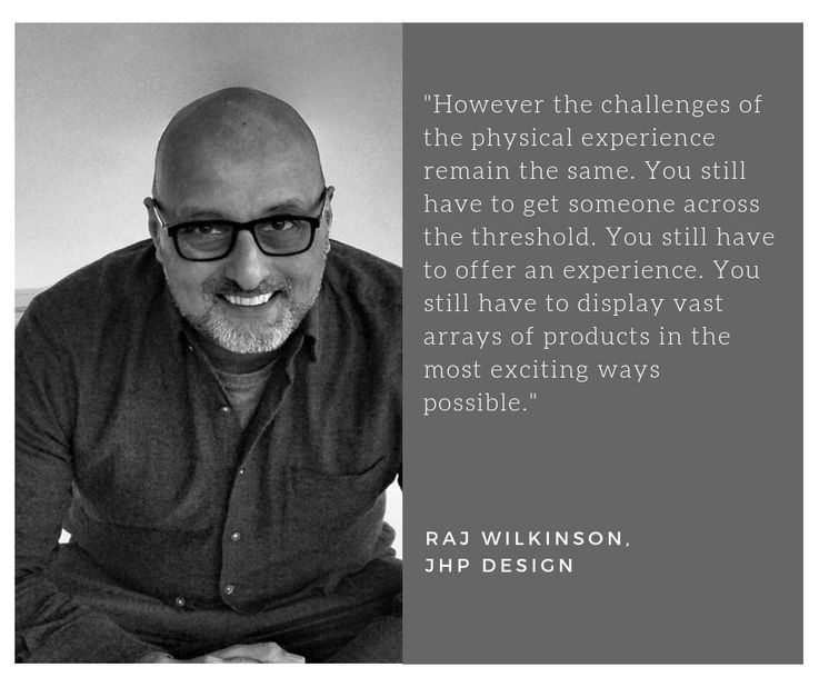 JHP Design - Raj Wilkinson