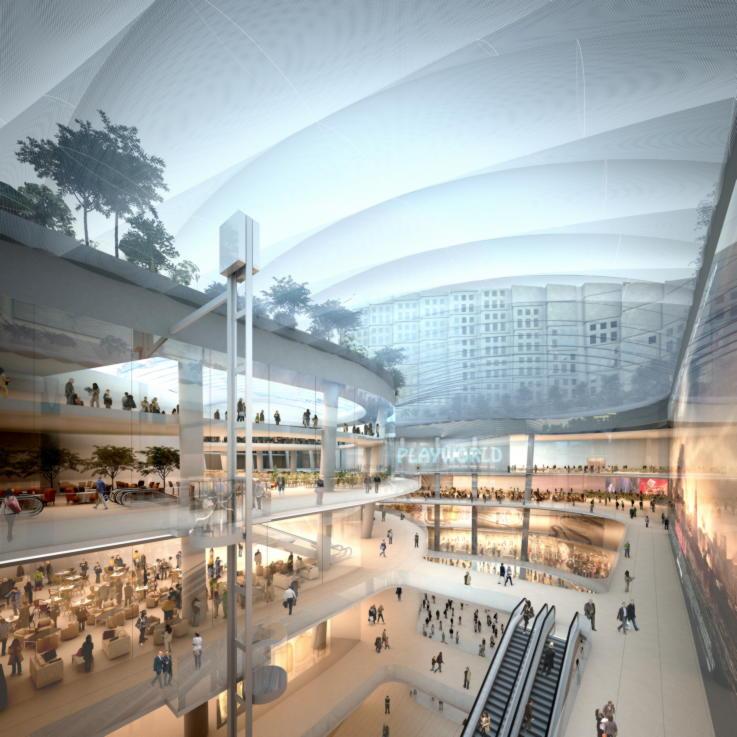 PLP Architecture - Retail Store
