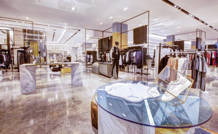 Studio Four IV - Retail Store