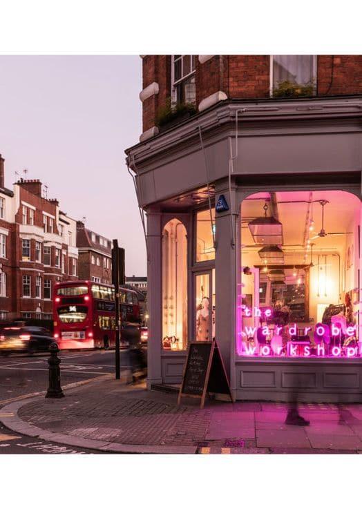 London Shops - London Retail