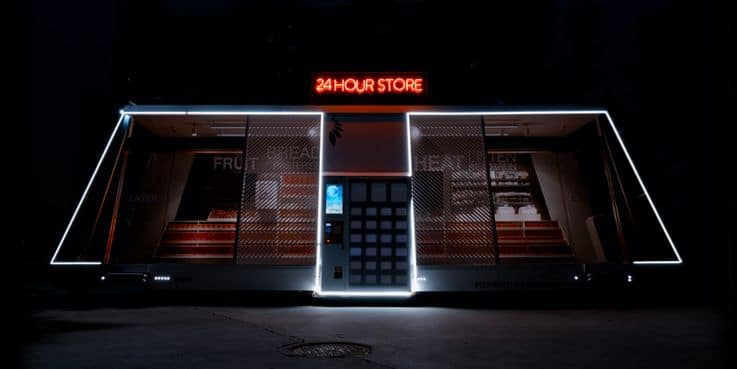 Moby Mart - China Retail