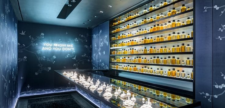 Retail Design - Luxury Retail