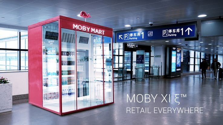 Moby Mart - Future Of Retail