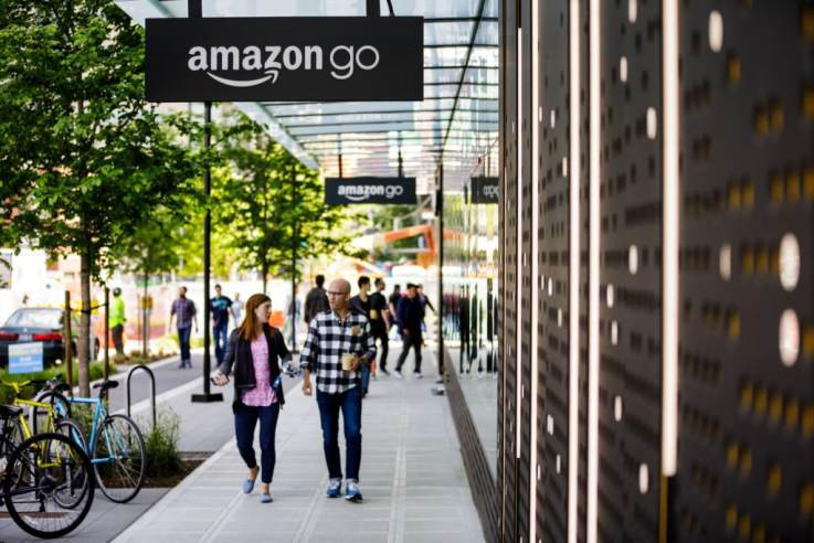 Amazon fastest-growing retailers