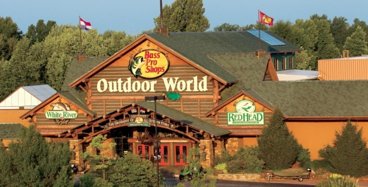 Bass Pro Shops retail success