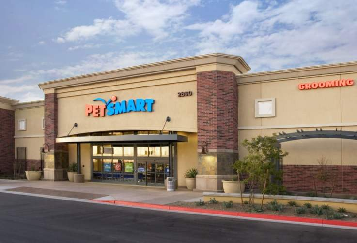 PetSmart US retail growth