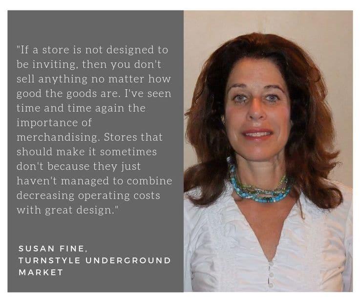 Susan Fine -Retail Strategy