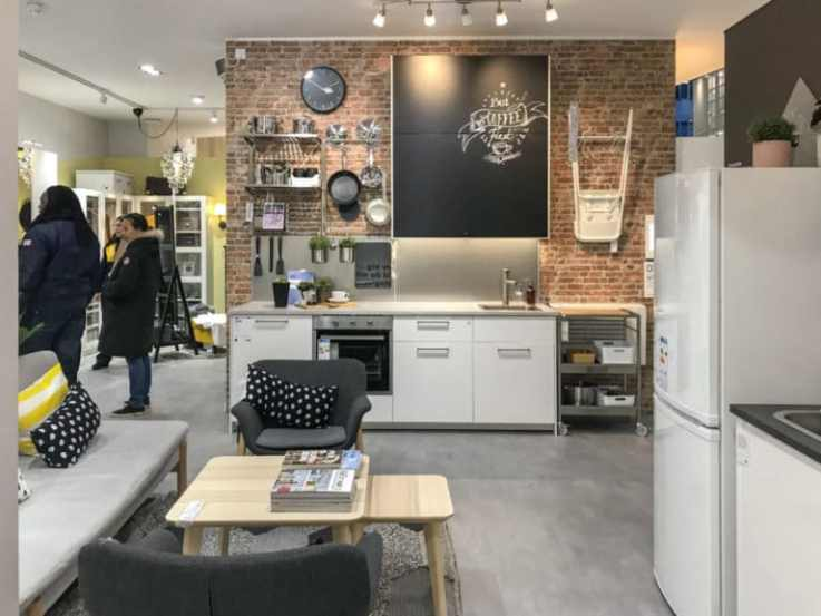 IKEA new retail concept