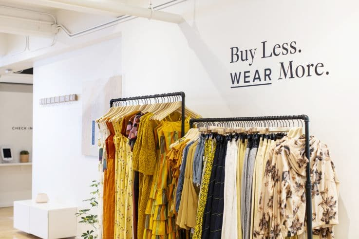 Rent The Runway - New Flagship Store