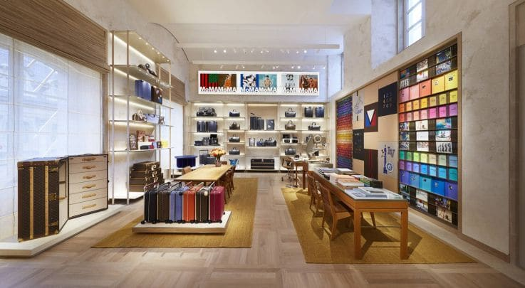 Louis Vuitton - Best Flagship Stores
