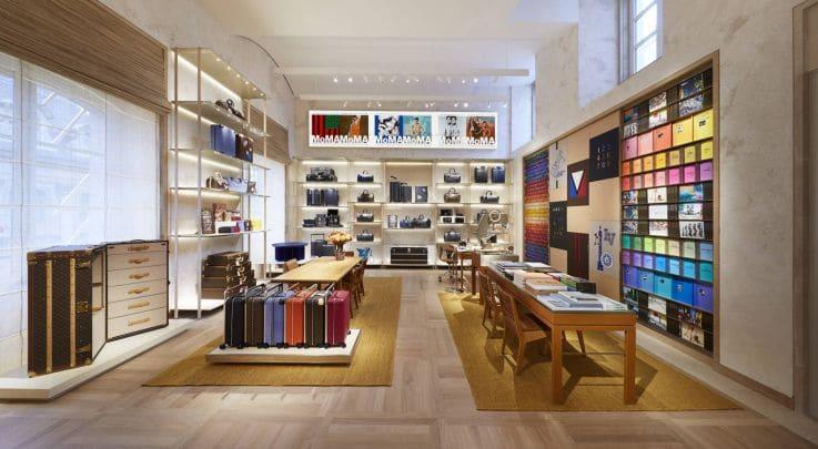 Louis Vuitton - Best Flagship Stores