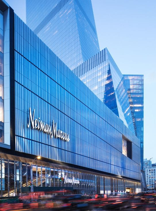 Neiman Marcus - Physical Retail