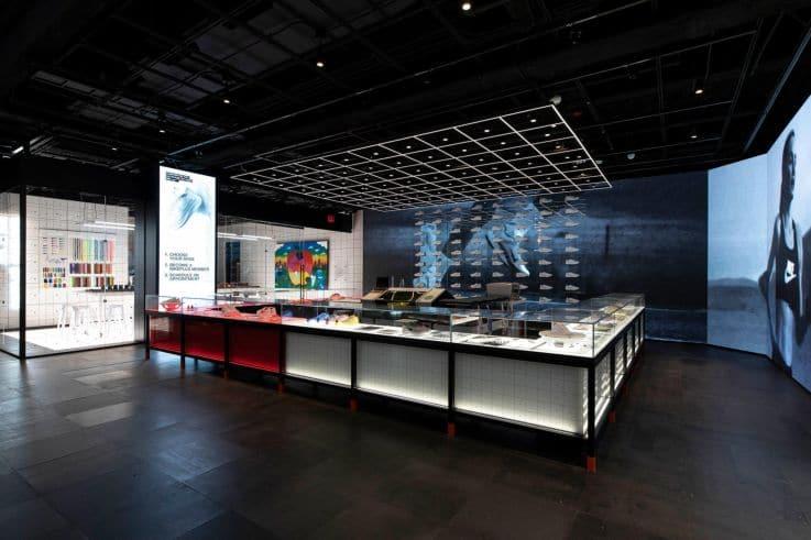 Nike - Flagship Retail