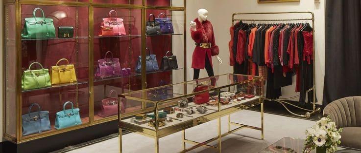 What Goes Around Comes Around - Retail Store Design