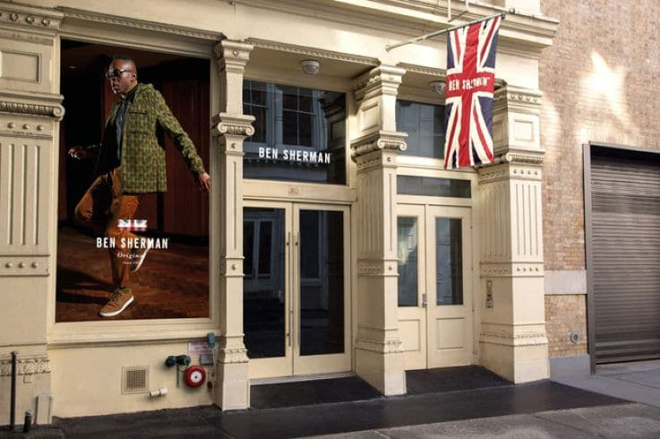 Ben Sherman - Best Flagship Stores