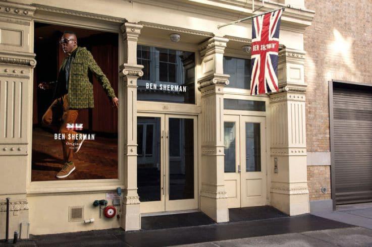 Ben Sherman - Best Flagship Stores