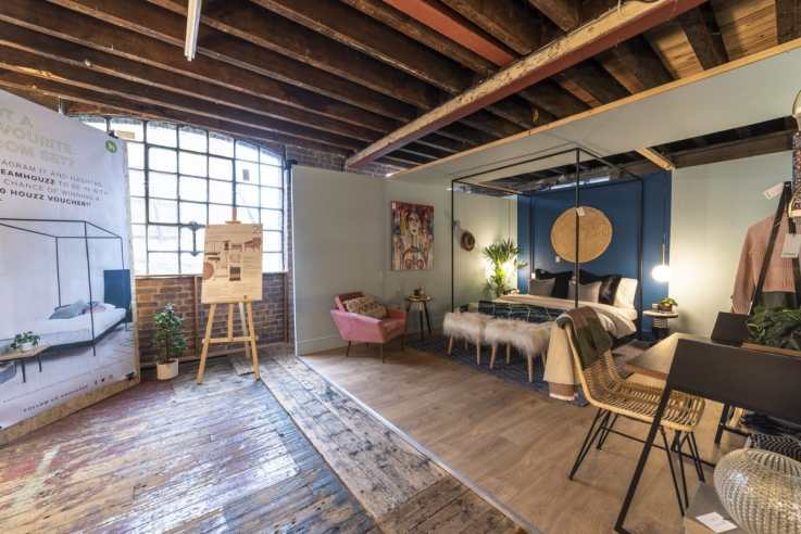 Dream Houzz retail pop-up