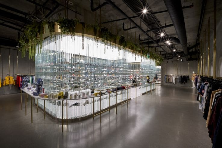 Snarkitecture - Retail Design