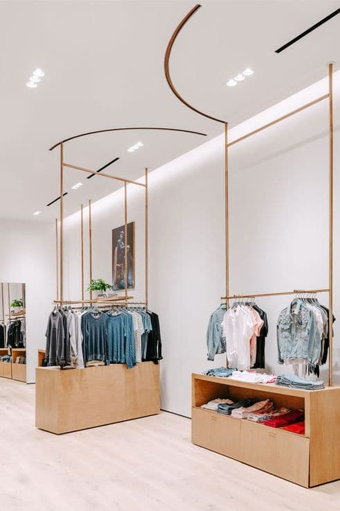 West of West - Store Interior