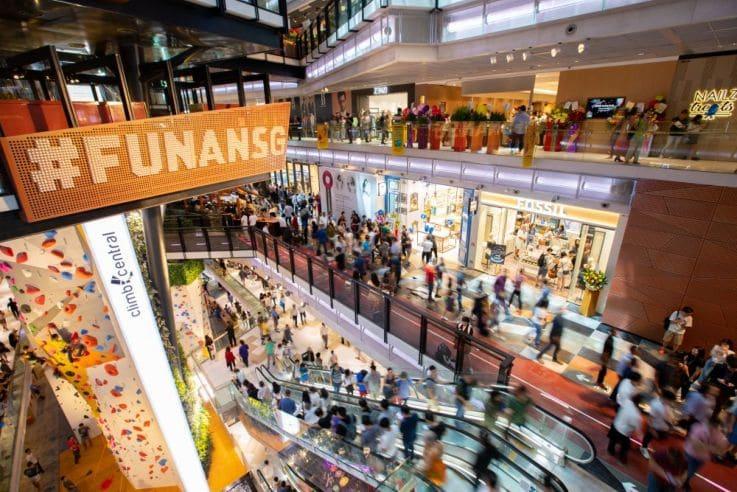New Retail – Funan Mall