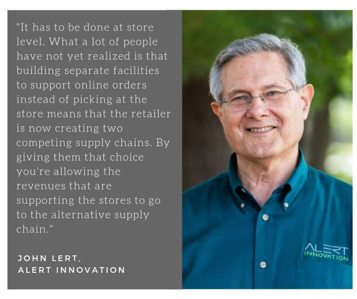 John Lert - Automated Retail Innovation