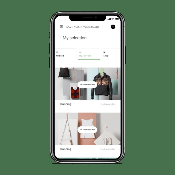fashion app retail