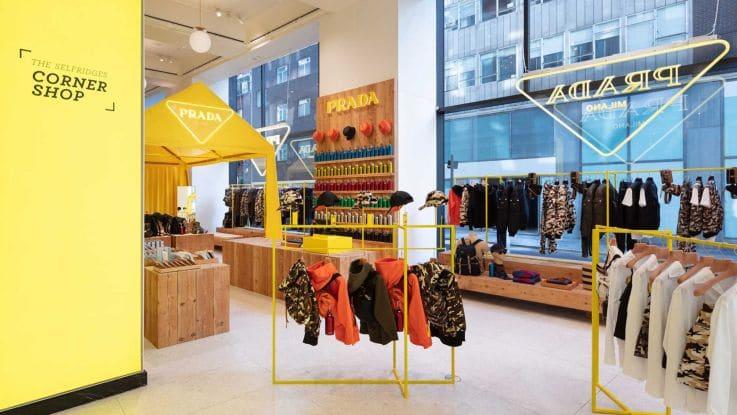 Prada – London Fashion Week Inspiration