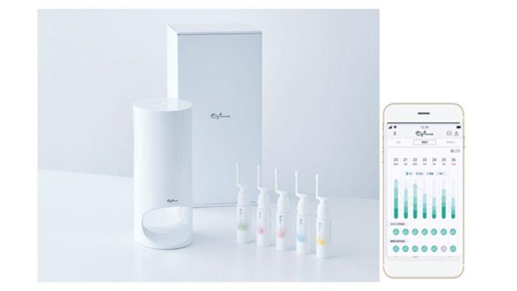 IoT beauty Shiseido