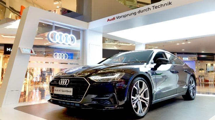 Audi – Best Concept Store