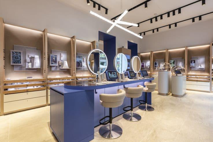 Swarovski – Retail Concept Stores