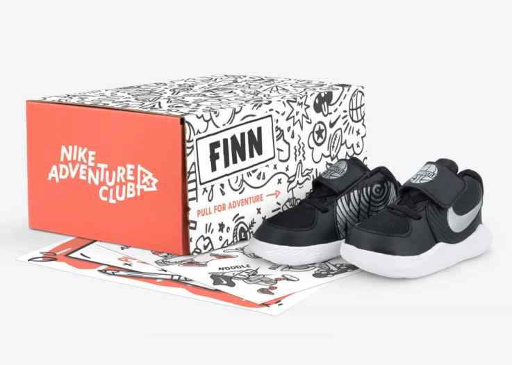Nike Adventure Club retail subscription