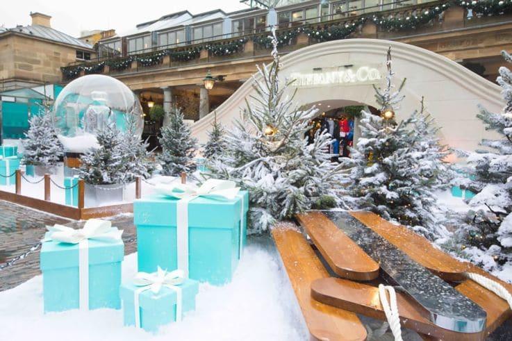 Retail Pop-Up – Tiffany & Co.