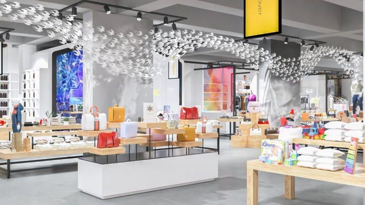 Anchor Shops – Real Estate