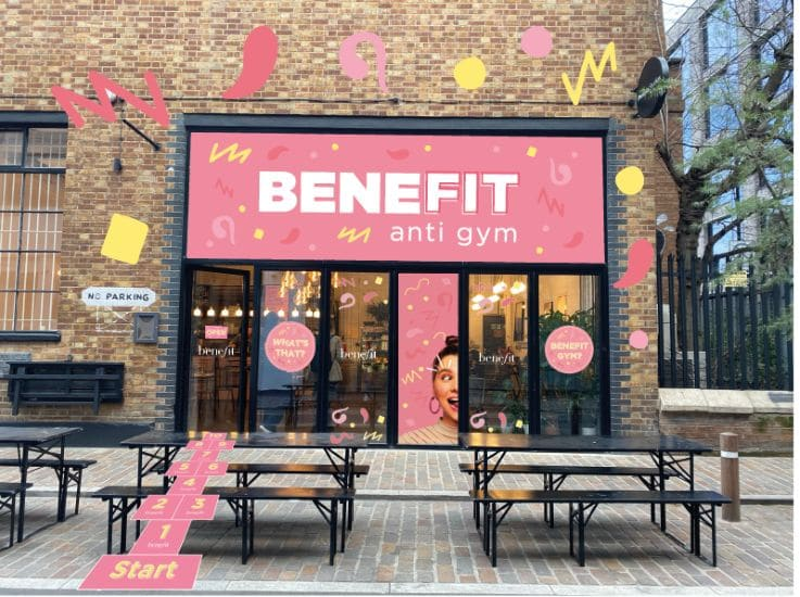 Benefit – Retail Inspiration